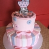baby-shower-tier-with-carriage