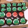 frog-cupcakes