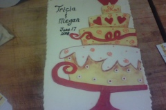 triciaandmeganswedding