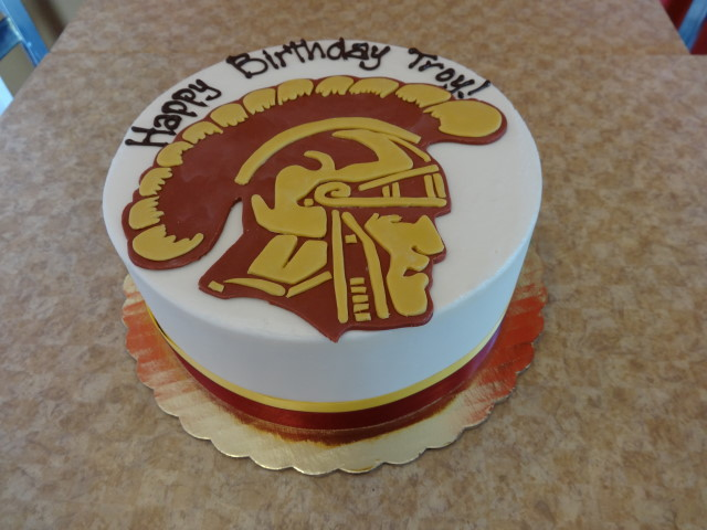 Usc Birthday Cake Images : Unique cakes for Casual to Elegant Affairs San Diego ...